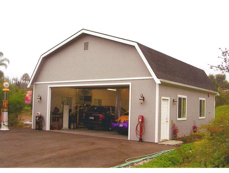 Detroit custom garages miller garages for 30x30 garage prices
